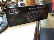AZZA Computer Accessories GAMING KEYBOARD KB-159-101